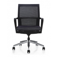 Bellezza High Profile Mid Back Mesh Chair