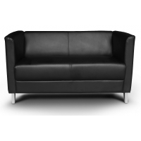 Cosmo Leather* Love Seat